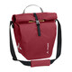 VAUDE Comyou Back Single - Bolsa bicicleta - rojo